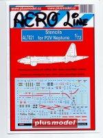 Stencils for P2V Neptune