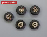Wheels for Douglas DC-6/C-118 Liftmaster