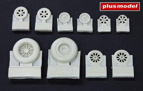 PBM 5 Mariner wheels